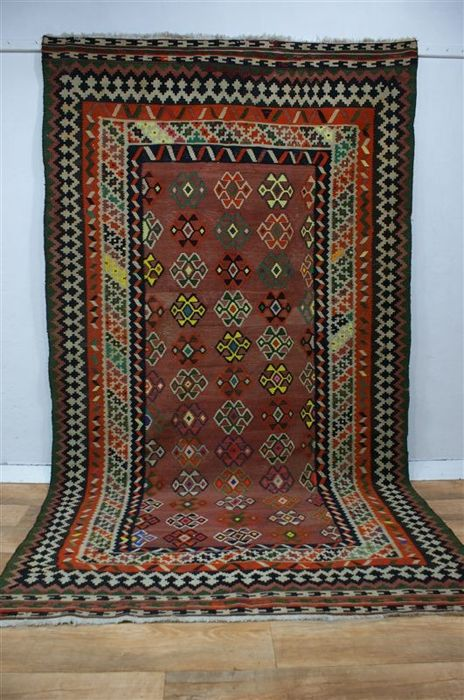 Shiraz - Carpet - 292 cm - 167 cm