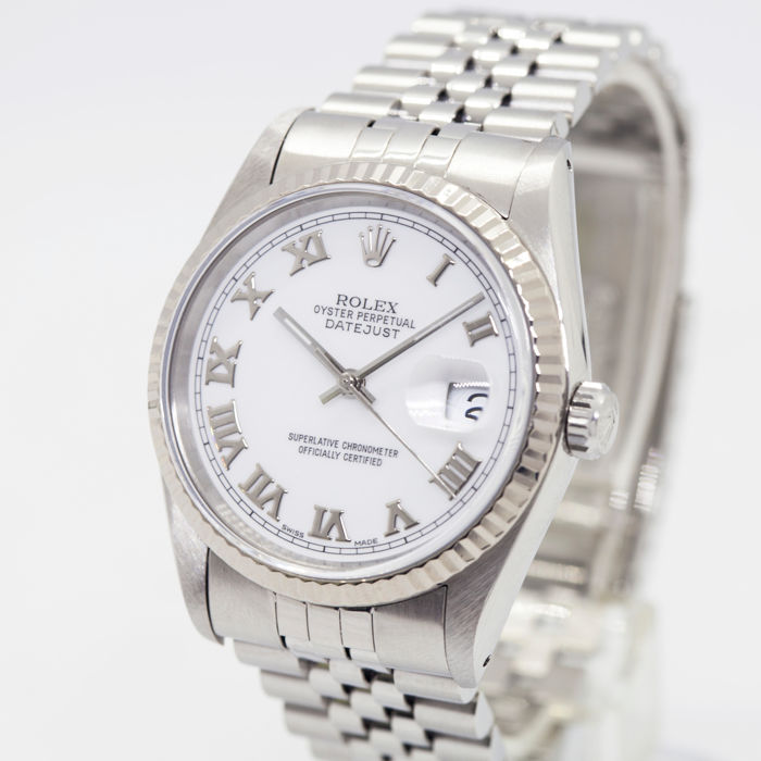 Rolex - Oyster Perpetual Datejust - 16234 - Men - 1990-1999