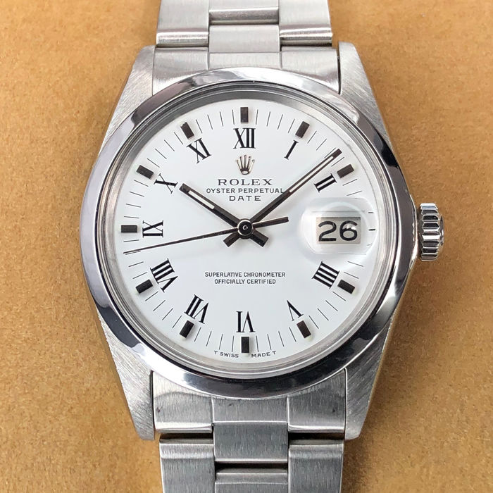 Rolex - Oyster Perpetual Date - 1500 - Unisex - 1960-1969