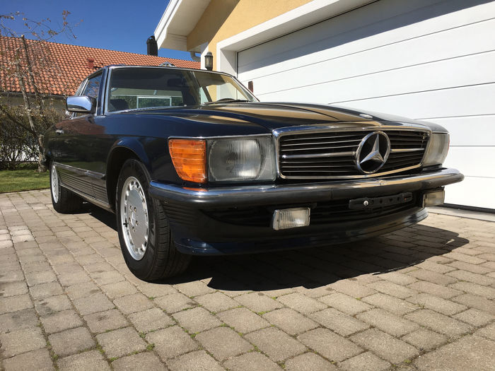 Mercedes-Benz - SL 560 Roadster - NO RESERVE - 1988 - Catawiki