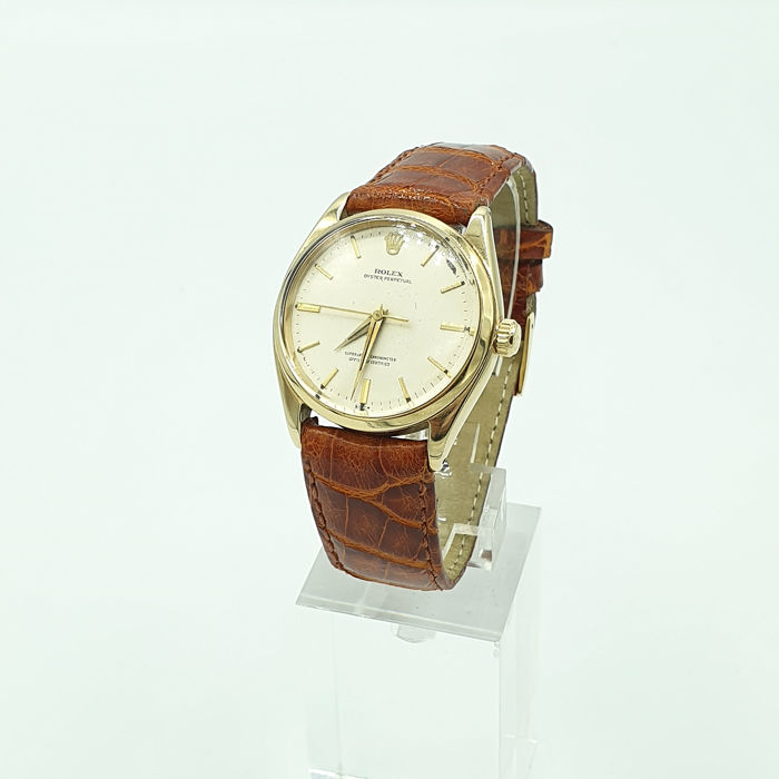 Rolex - Oyster Perpetual  - 1005 - Unisexe - 1960-1969