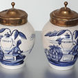 Dutch Ceramics Auction (Delftware)