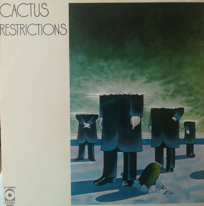 Cactus - Cactus / One way or another / Restrictions / Hot