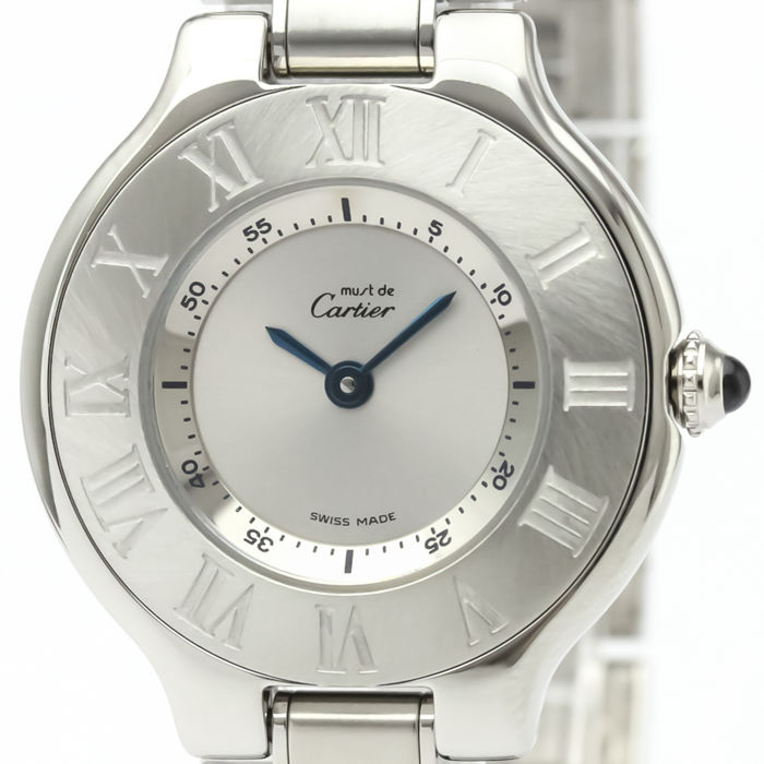 Cartier - Must 21 - W10109T2 - Women - .