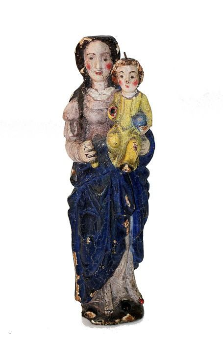Sculpture - Late 19th Century - Wood