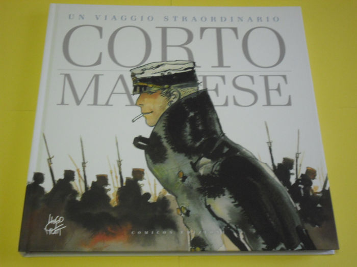 "Corto Maltese - vol. ""Un viaggio straordinario"" - Hardcover - First edition (2019)"