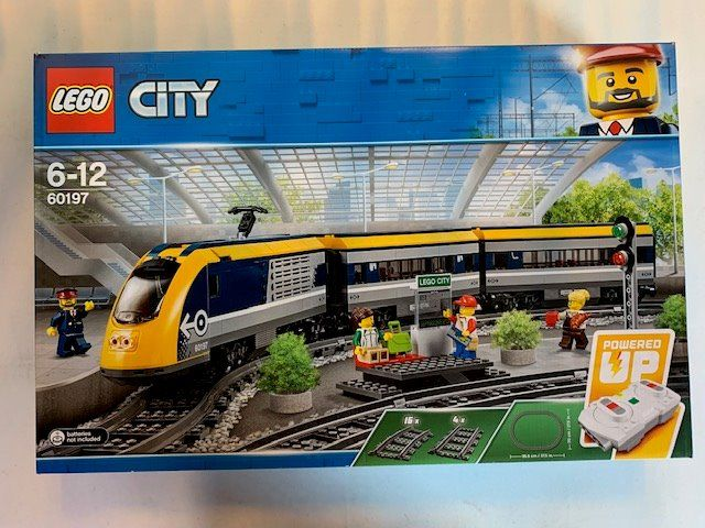 LEGO - City - 60197 - Passenger Train - Denmark