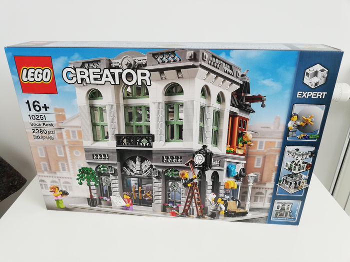 LEGO - Creator Expert - 10251 - Set Brick Bank - Catawiki