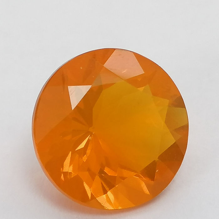 Opál of Fire - 3.38 ct