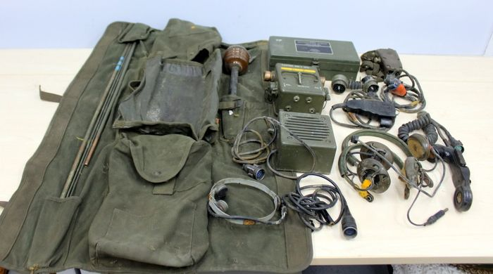 United States of America - Artillery - Radio gear