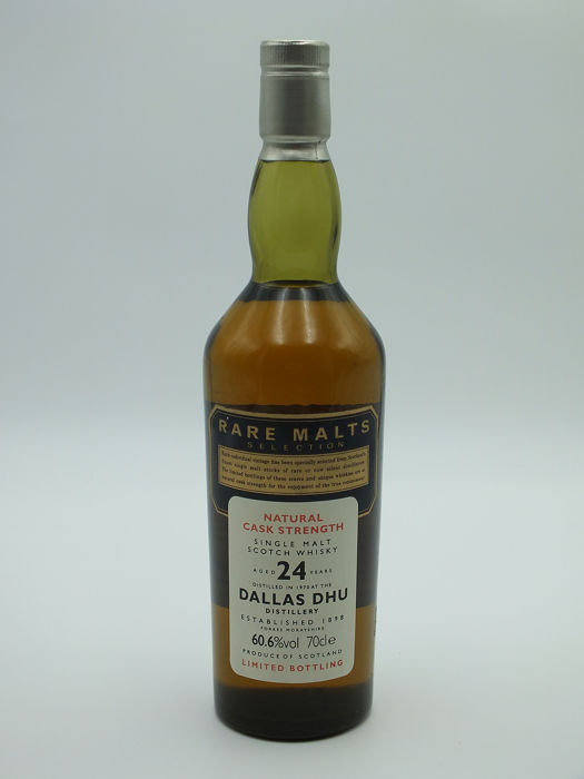 Dallas Dhu 1970 24 years old Rare Malts Selection Limited Bottling - 70cl