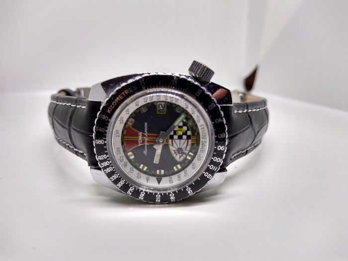 Yema - Meangraf GMT Racing Junior - Ref. 227521 - Heren - 1970-1979