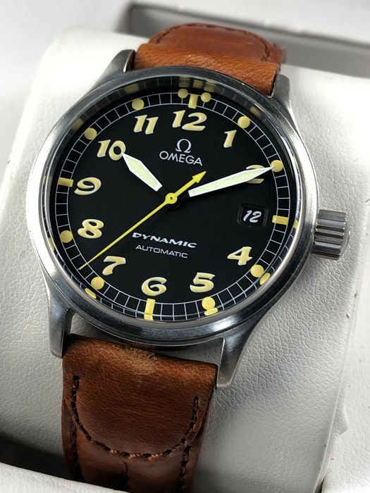 Omega - Dynamic Automatic - 166.0310 - Homme - 1990-1999