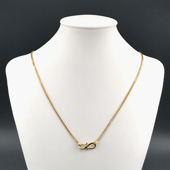 22 kt. Yellow gold - Necklace