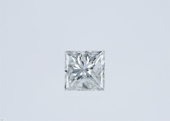 1 pcs Diamond - 0.47 ct - Princess - G - SI2