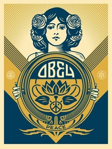 Shepard Fairey (OBEY) - Obey Holiday 2016