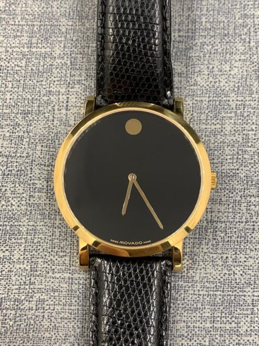 Movado - Museum Automatic NOS Condition  - 88 F4 1890  - Herre - 2000-2010
