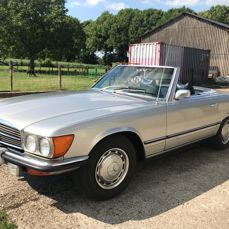Mercedes-Benz - 350SL - 1972