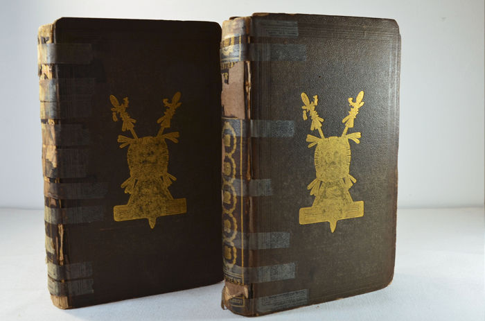 John L. Stephens - Incidents of travel in Central America, Chiapas and Yucatan - 1841