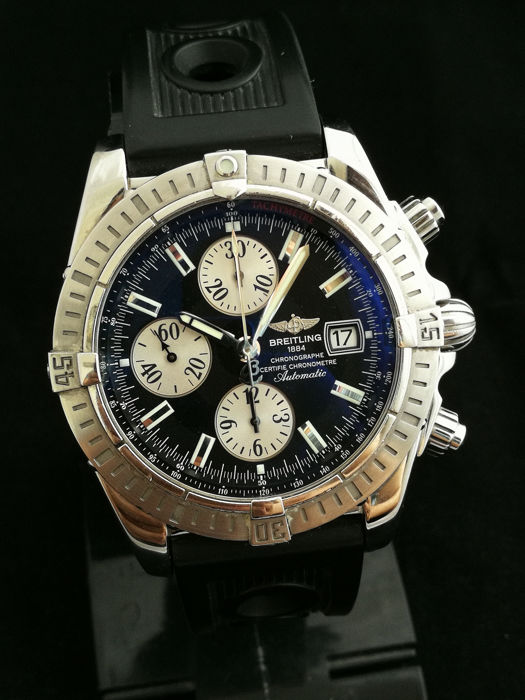 Breitling - Chronomat Evolution - 44mm - A13356 - Men - 2000-2010