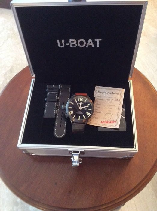 U-Boat - U 925 / 53 - Men - 2000-2010 Watches Exclusive Watches for sale