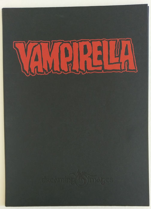 Vampirella - Limited Edition Portfolio 1 of 150 SIGNED with COA - First edition - (2011)