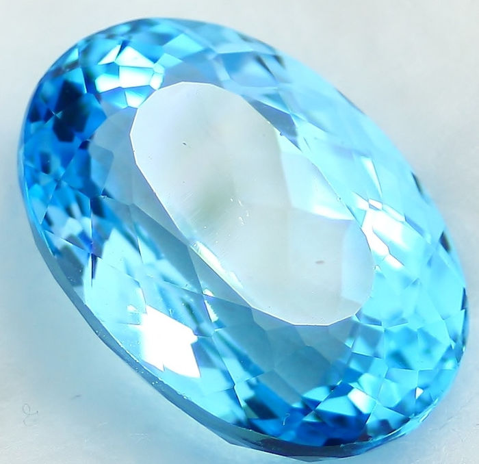 Topaz, No Reservation Price - 23.31 ct