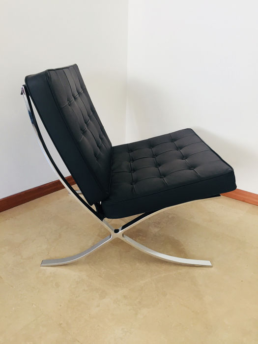 Ludwig Mies van der Rohe - Alivar  - Chaise - Fauteuil Barcelona