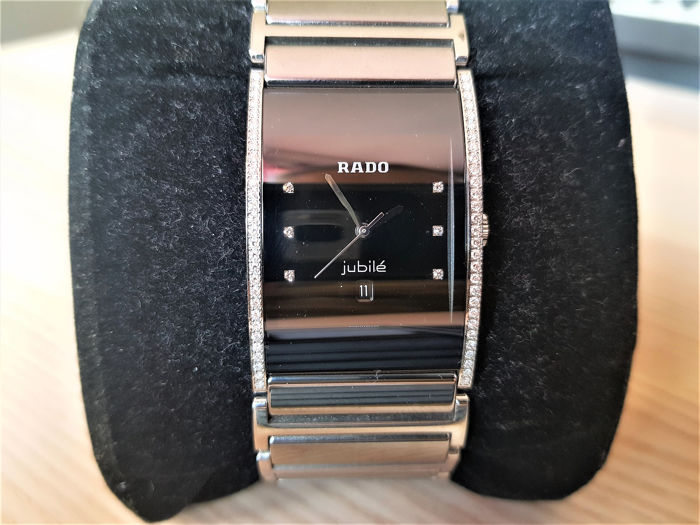 "Rado -  Integral Jubile Ceramic - 64 Diamonds ""NO RESERVE PRICE"" - R20757752 - Heren - 2011-heden"