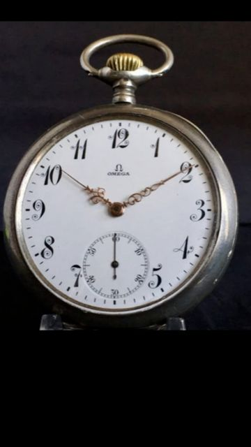 Omega - pocket watch - NO RESERVE PRICE - Unisex - 1901-1949