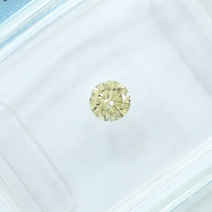 Diamante - 0.18 ct - Brillante - VS2 - NO RESERVE PRICE
