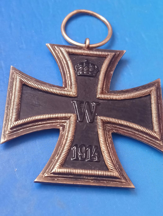 Germany - 1813 Iron Cross with 1914 - Medal - Catawiki