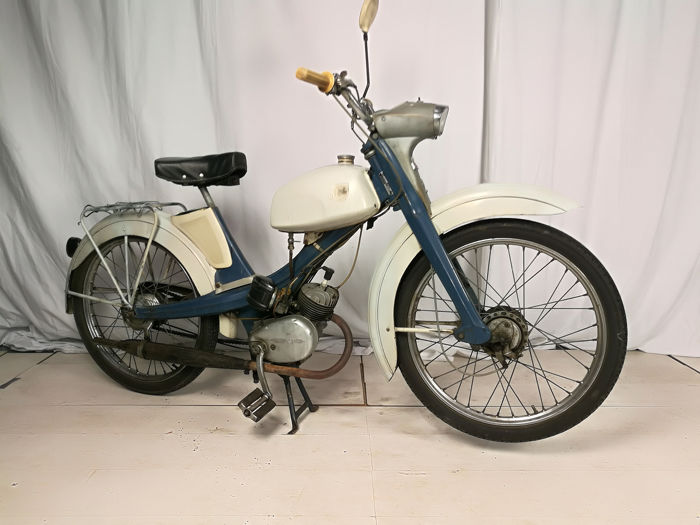 NSU - Quickly - 50 cc - 1962