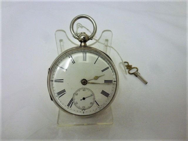 Zakhorloge met snek - NO RESERVE PRICE - Men - 1850-1900