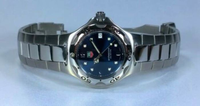 TAG Heuer - Kirium Quartz Date - WL1113 - Men - 1990-1999