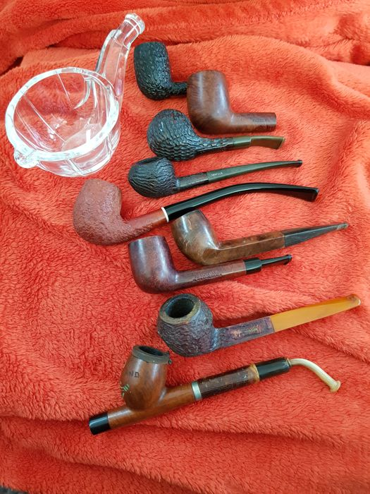 smoking equipment (10) - all kinds of