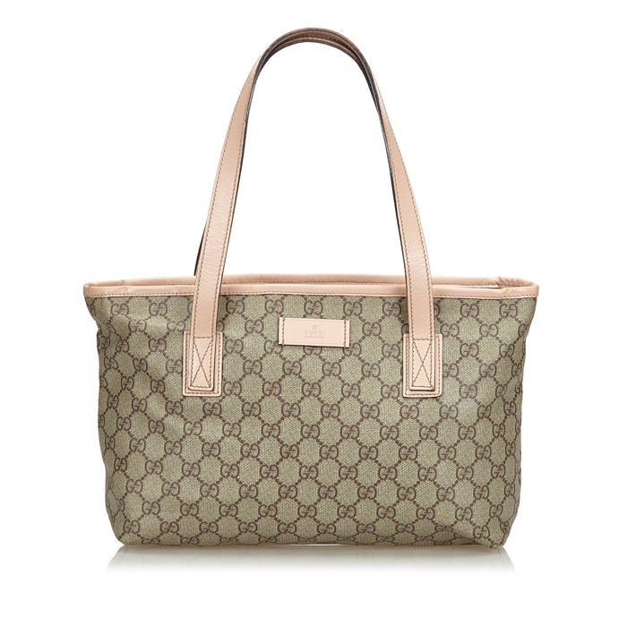 bda3c5011 Gucci - GG Tote Bag Shoulder Bag - Catawiki