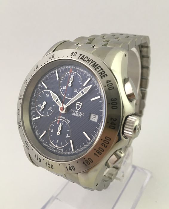 Tudor - Chronautic Chronograph - 79390P - Men - 2000-2010