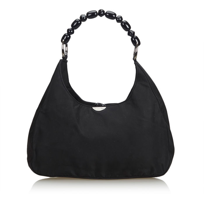 Dior - Nylon Malice Pearl Shoulder Bag Shoulder Bag