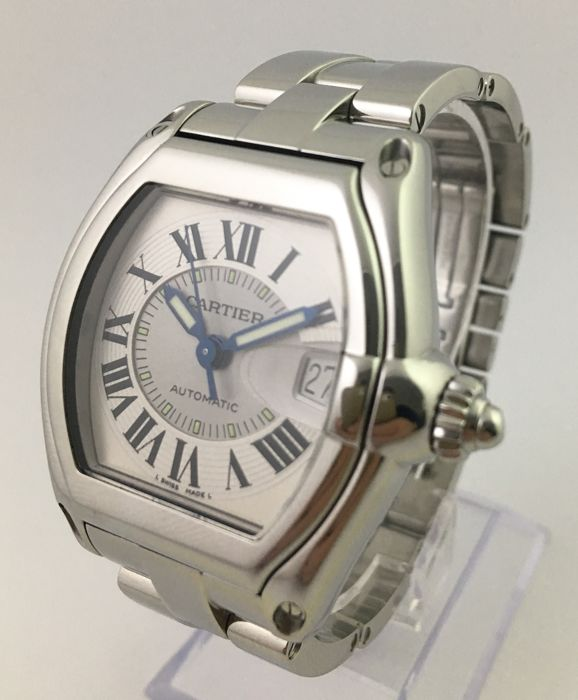 Cartier - Roadster - 2510 - Men - 2000-2010