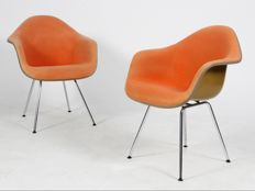 Charles Eames, Ray Eames - Herman Miller - Fauteuil (2) - DAX