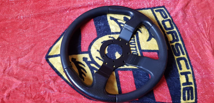 Parts - Porsche Rothmans Le Mans Lenkrad - steering wheel   - 1990