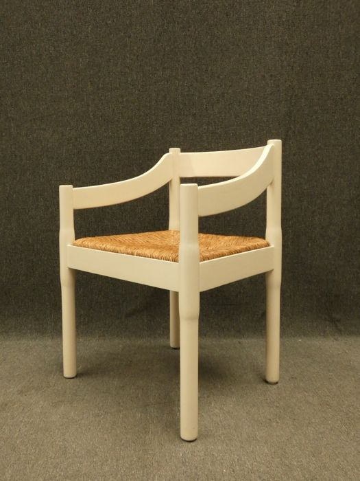 Vico Magistretti - Cassina - Chair - Carimate