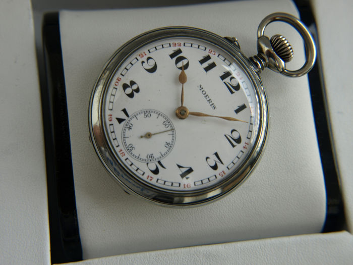 Moeris  - pocket watch NO RESERVE PRICE - 2321371 - Herren - 1901-1949