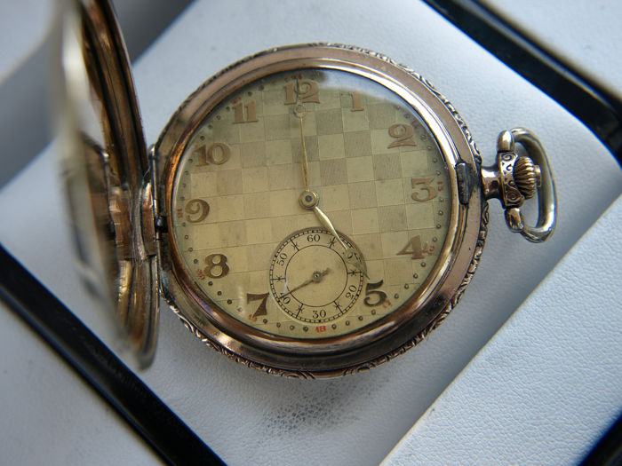 Helvetia - pocket watch NO RESERVE PRICE - 3509917 - Homme - 1901-1949