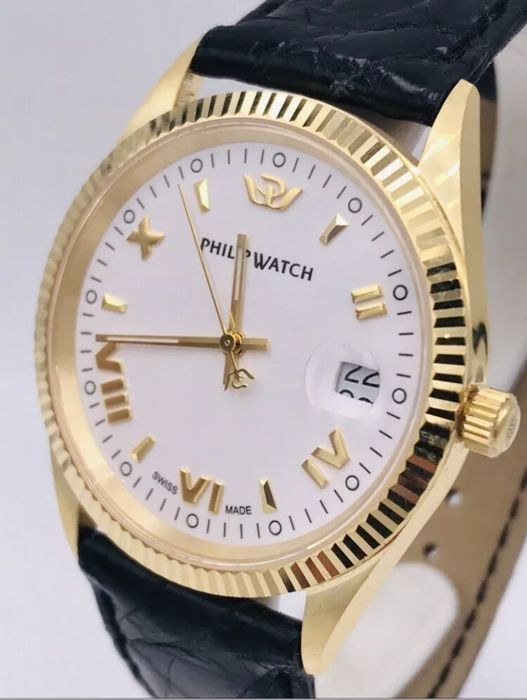 "Philip Watch - Caribbean Oro - ""NO RESERVE PRICE"" - R8051121045 - Herre - 2011-nå"