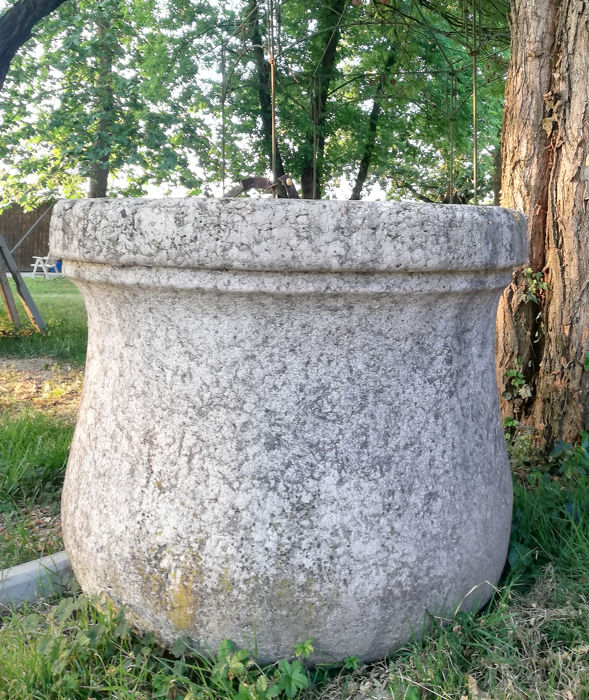 Small Cloister Well - Istrian stone - Early 18th century