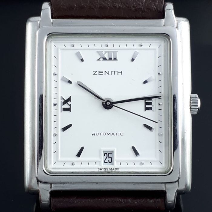 Zenith - Square Automatic With Date  - Homme - 2011-aujourd'hui