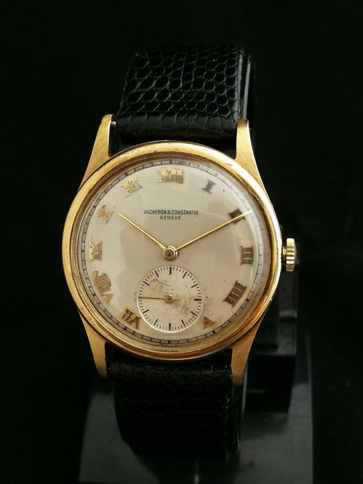 Vacheron Constantin - 18K Gold - Sub Second - Heren - 1901-1949
