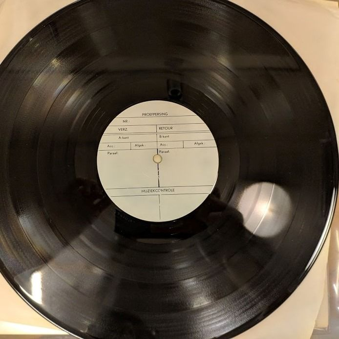 Utopia - Todd Rundgren - Another Live - test pressing - LP album - 1975/1975